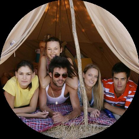 Питчи для палаток